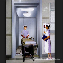 Elevador interior eléctrico de la cama del hospital alemán rápido médico del viaje del edificio