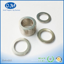 Outer 23.5 * Inner 15.3 * T 2 mm Speaker Neodymium Magnet Strong Power
