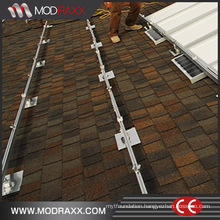 Low-Maintenance PV Mounting Frame (GD734)