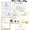 Película de estiramiento con certificado SGS