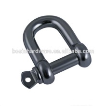 Fashion High Quality Metal Stainless Steel Shackle Supplier