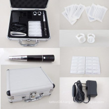 Permanent Makeup Tattoo Machine Kit for Eyebrow Lip Cosmetic Pro Use