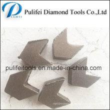 Round Grinding Segment for Terrazzo Concrete Floor Durable Grinding Block
