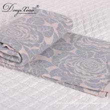 Air Conditioning Towel Dubai Microfiber Printed Blanket In Stock Custom