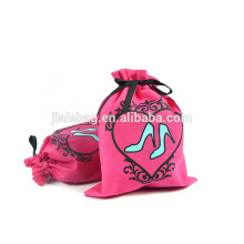 Drawstring non woven bag for packing