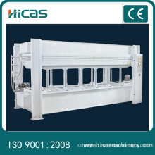 Woodworking Machine 2 Layers Hot Press for Woodworking
