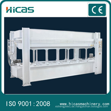 MDF Holzbearbeitungsmaschine Heißpressmaschine für MDF