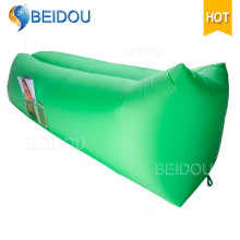 DIY Nylon Inflatable Laybag Canapé Lazy Sleeping Bags Air Bed