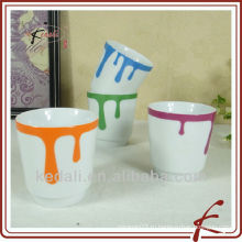 Горячий стиль Creative Дешевые Оптовая Керамические Фарфоровая чашка кофе кружка