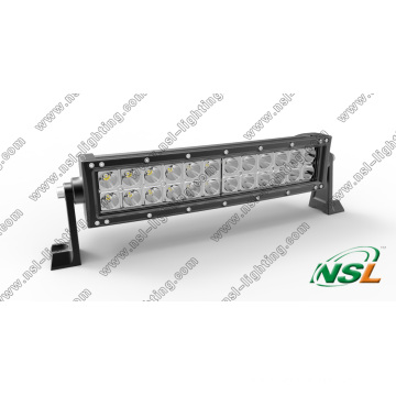 2014 New Product! ! 13 Inch 72W Curved LED Light Bar Offroad CREE LED Light Bar