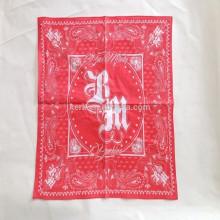 Productos de promoción al por mayor bandana turban headband alta calidad pañuelos
