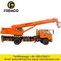 16 Ton Mobile Truck Cranes