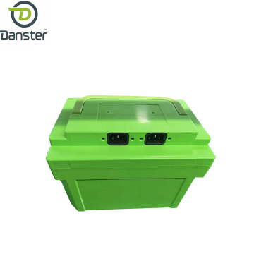 Electric Motorcycle And storage battery