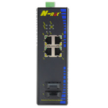 6 ports fast ethernet switch