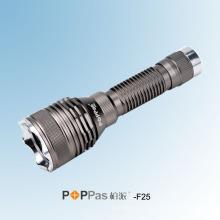 18650 torche tactile LED CREE Xm-L U2 rechargeable (POPPAS -F25)