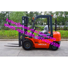 Forklift hidráulico manual do motor diesel de C240