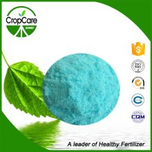 Engrais NPK à l'acide humique 100% soluble dans l'eau pour les fruits et légumes