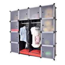 Big Wardrobe Storage Cabinet (FH-AL0052-10)