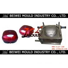 Plastic Injection Motorcycle Trunk Mould Manufacturer