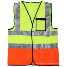 2015 Hot Sale Reflective Vest with Pockets