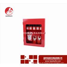 Wenzhou BAODI Combinação Lockout Tagout Station Center Lock Filling Cabinet of 10 Locks