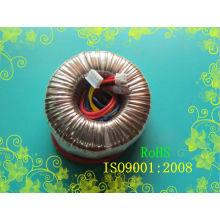 Transformateur de puissance toroïdal 1800W RoHS