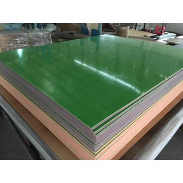 Bahan thermosetting fiber glass plastic sheet