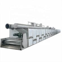 Continuous Food Dehydrator CBD Oil Extraction Fruit Dryer Hemp Drying Machine