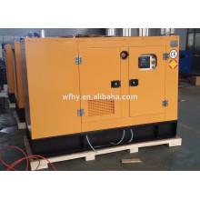 10kva 220V generador diesel silencioso pequeño conjunto