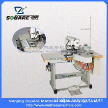 Automatic Handle Sewing Mattress Machine