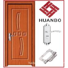 Latest Design Wooden Door, PVC Door