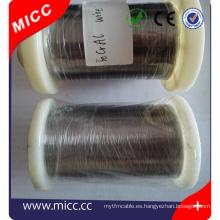 MICC alambre de calefacción por resistencia a la corrosión de cromo alambre