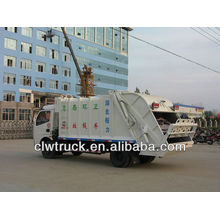 DongFeng DLK 6000-6500L garbage compactor truck
