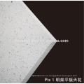 Techo acústico de fibra de vidrio