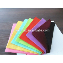 poly/cotton blend dyed fabric for shirting