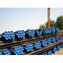 tuyau d'acier sans soudure ASTM A106/A53 de tube d'acier au carbone étiré à froid de 2 pouces