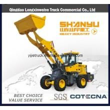 2500 kg, 1.2 m3 de capacidad de cucharón, cargadores frontales, bajo precio en oferta