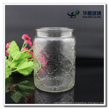 Export Hj182 650ml Glass Candy Jar