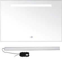 Touch Sensor With Blue Lighting Button Led Backlit Light