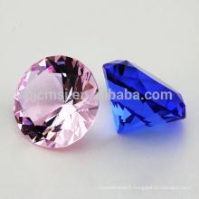 Diamant en cristal de verre de prix bon marché d'usine pour des cadeaux de vacances