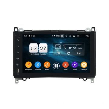 car android android สำหรับ Benz Viano Vito 2009-2011