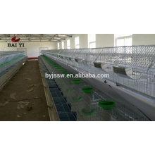 Vente de cages en lapin au Kenya Farm
