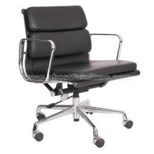Eames doux coussin chaise-Low back