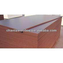 Contrachapado de construcción / fábrica de madera contrachapada de película marina