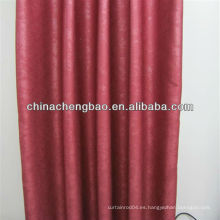 Tejido de lana para cortinas