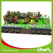 Große Kinder kommerzielle Indoor-Spielplätze für Vergnügungspark, Kinder-Indoor-Spielplätze Ausrüstung