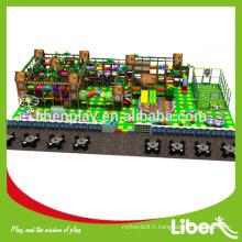 Aire de jeux intérieures commerciales pour les grands jeux, aire de jeux pour enfants