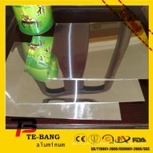 Анодированный алюминиевый отражатель с высоким отражением