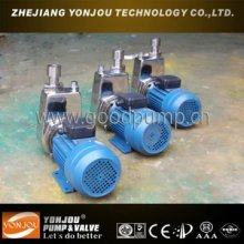 Lqfz Sanitary Vertical Singel Stage Centrifugal Pumps for Cosmetic