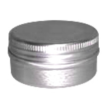Pot en aluminium de catégorie comestible de 80ml